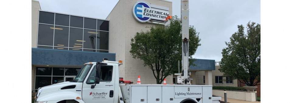 Boom Truck Electrical Connection