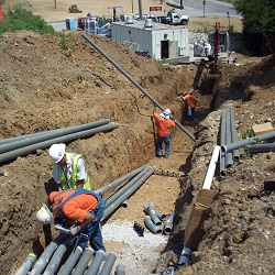 Metro Substation 10 Wire Rehabilitation Project