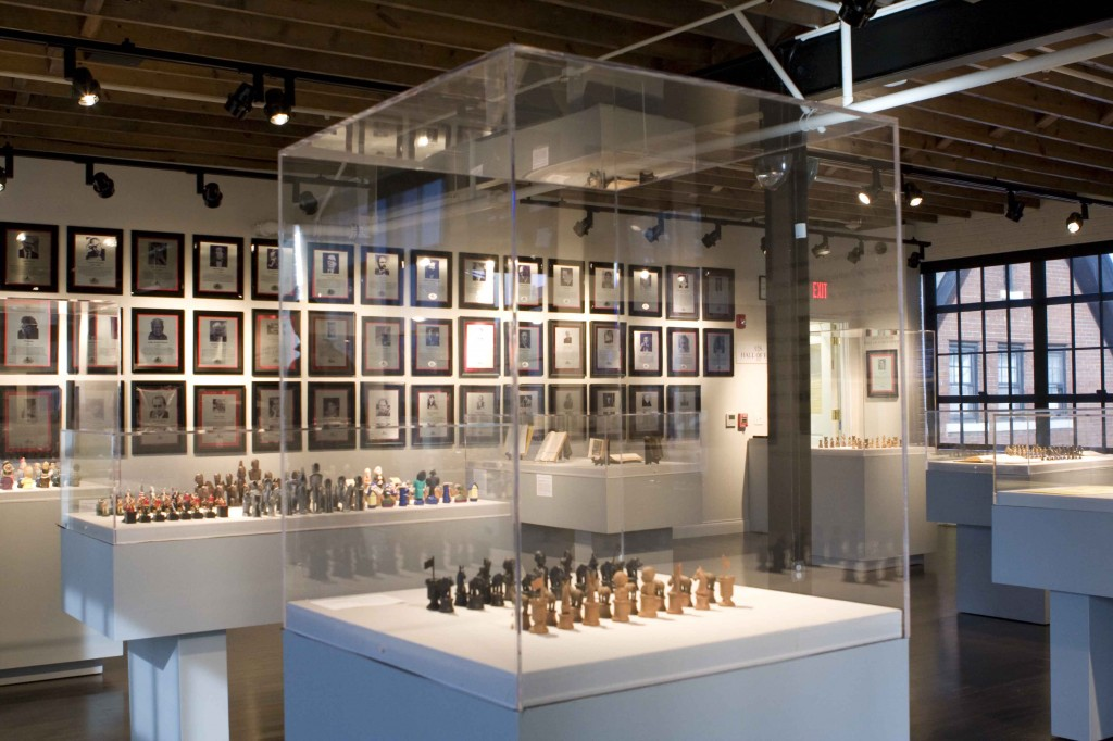World Chess Hall Of Fame Schaeffer Electric St Louis