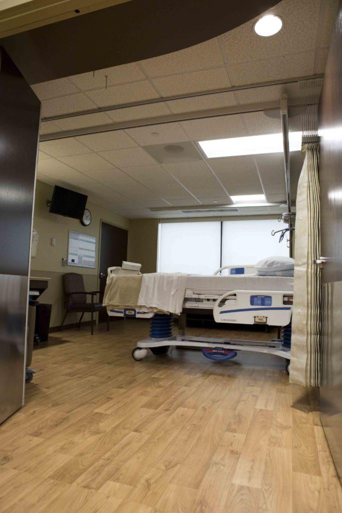 Anderson Hospital Pob 1 Patient Rooms Schaeffer