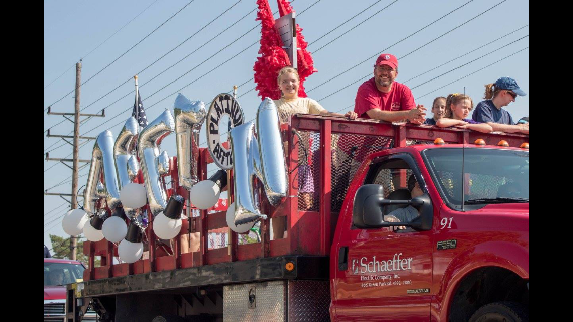 Schaeffer Electric Affton Days Parade 2017