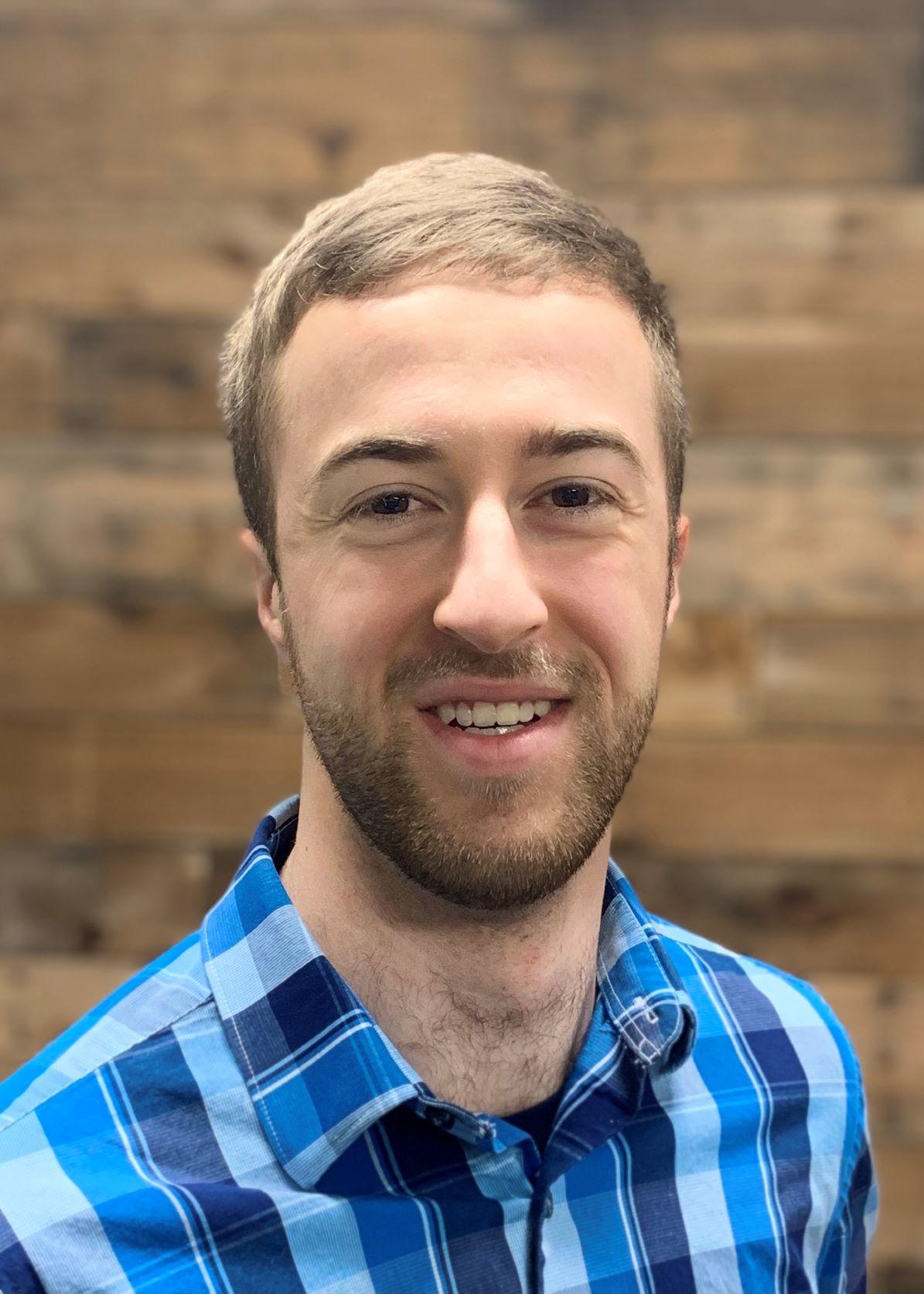 Photo of Grant Haselhorst, Designer at Schaeffer Electric